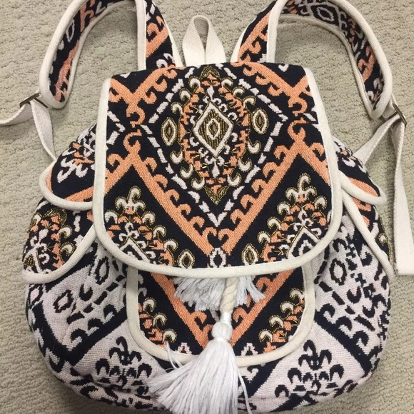 600789b8902f Free People Handbags - Boho hippie festival backpack